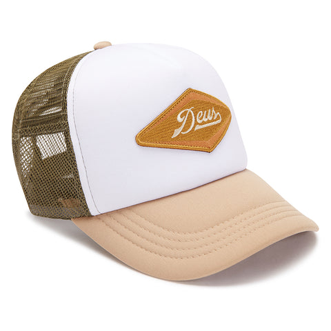 Diamond Trucker Hat