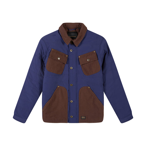 Hunter Overshirt - Estate Blue