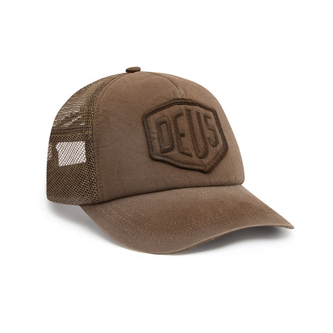 38393c96bc8 Shield Trucker Hat