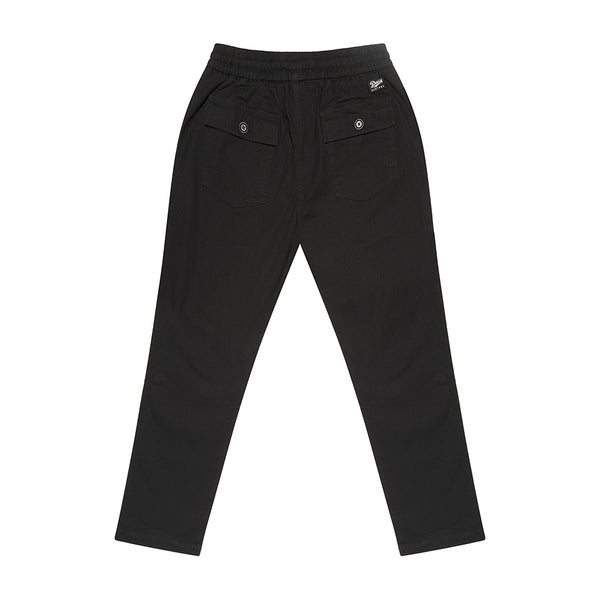 Riley Ripstop Pant - Black
