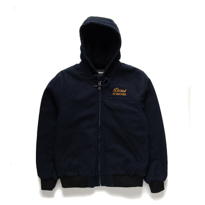 Franklin Hooded Jacket