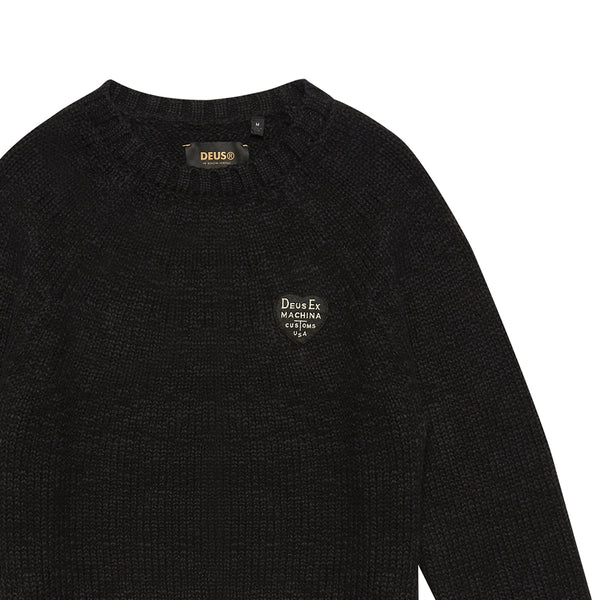 Wildfires Knit - Black