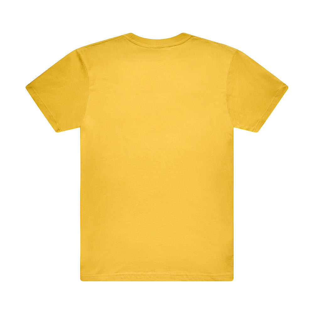 Bad Manners Tee - Mimosa Gold