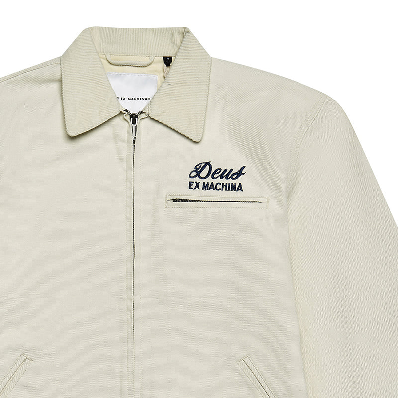 Workwear Jacket - White