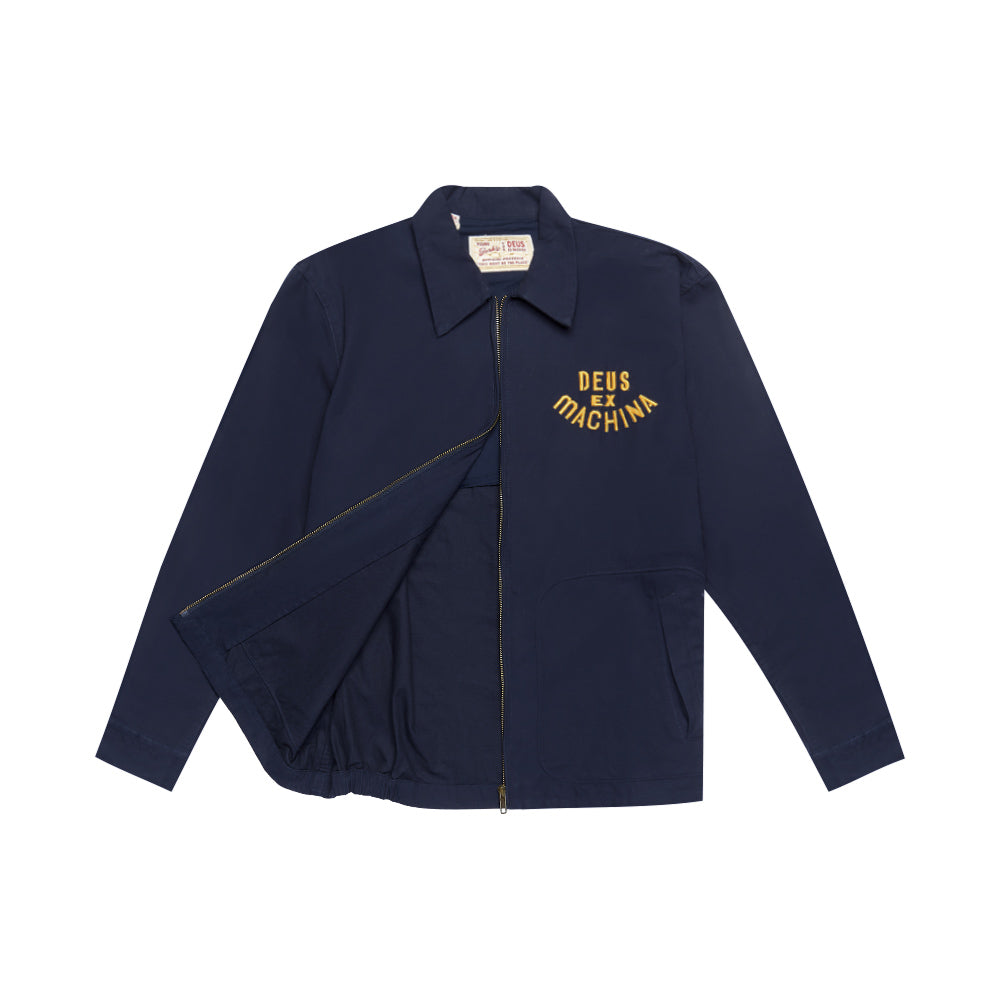 2 Dogs Jacket - Navy