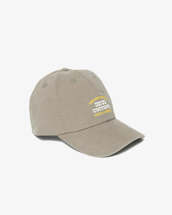 Automatica Cap - Washed Olive