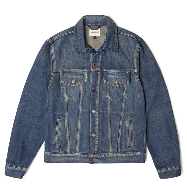 Ronald Jacket - Dark Vintage Indigo