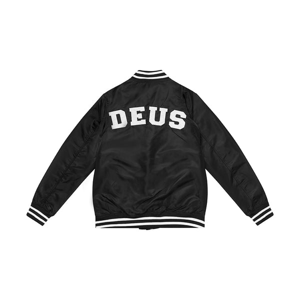 Chuck Bomber Jacket - Black