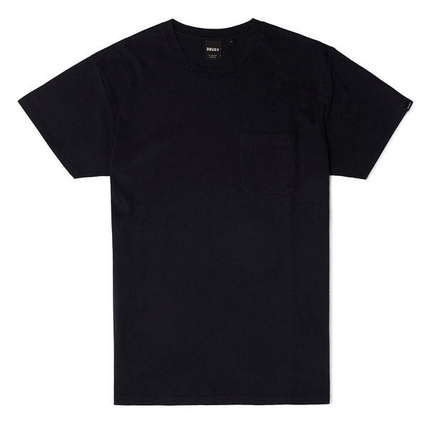 Deus 2 Pack Tees - Black