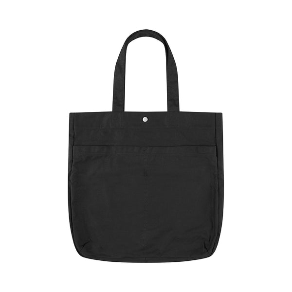 Helmet Tote Bag - Black