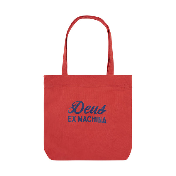 Sunny Tote - Red Clay
