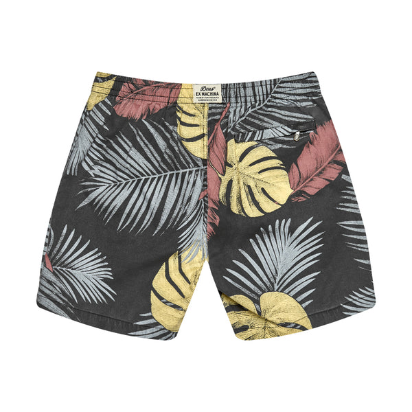 "Noosa 16"" Boardshort - Black Multi"