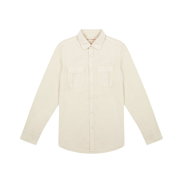The Wing Shirt - Seed Pearl