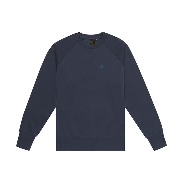 Dave Shield Crew - Mid Blue