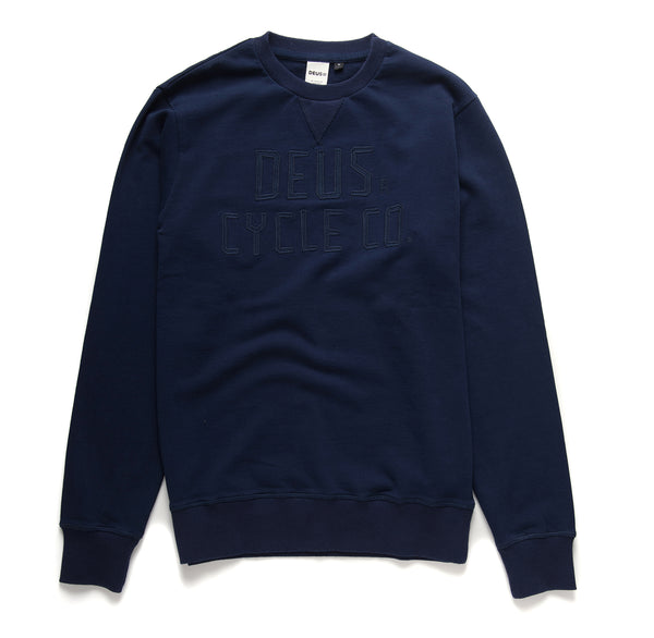 Cycles Crew - Navy