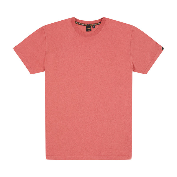 Dogon Plain Tee - Brick Red