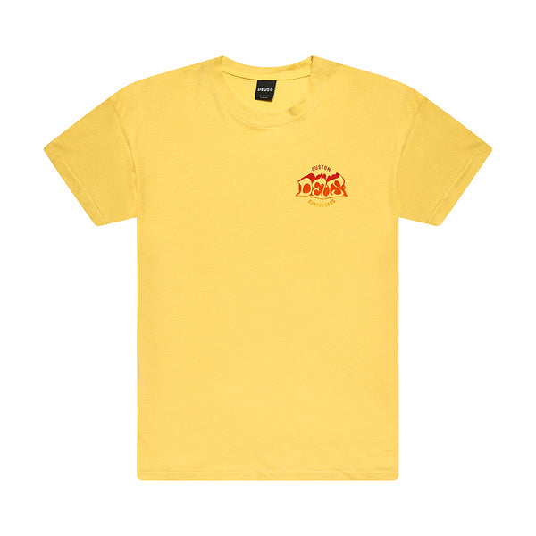 Calypso Tee - Super Lemon