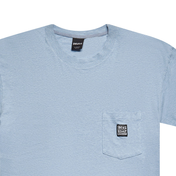 Diamond Daze Tee - Blue Slate