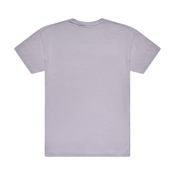 Diamond Daze Tee - Silver Gray