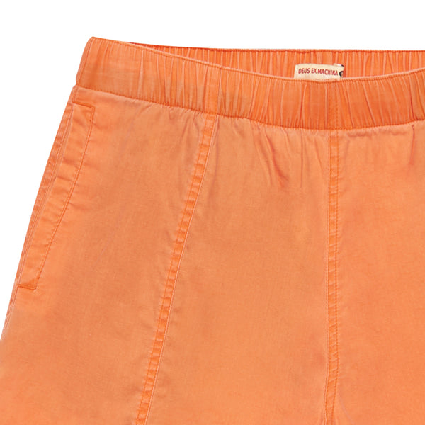 Sunny Roller Short - Poppy Orange