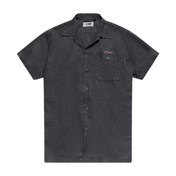 Manila Shirt - Phantom Black
