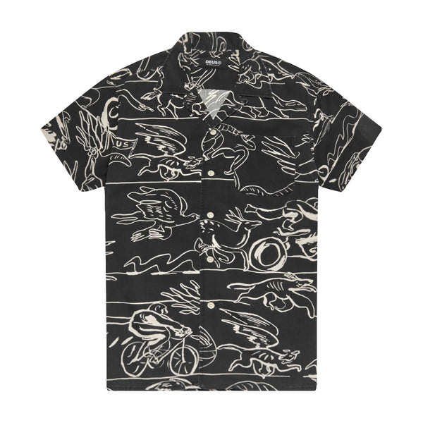 Dean Lemonde Shirt - Black