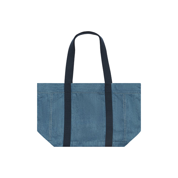 Highway Tote - Navy Denim