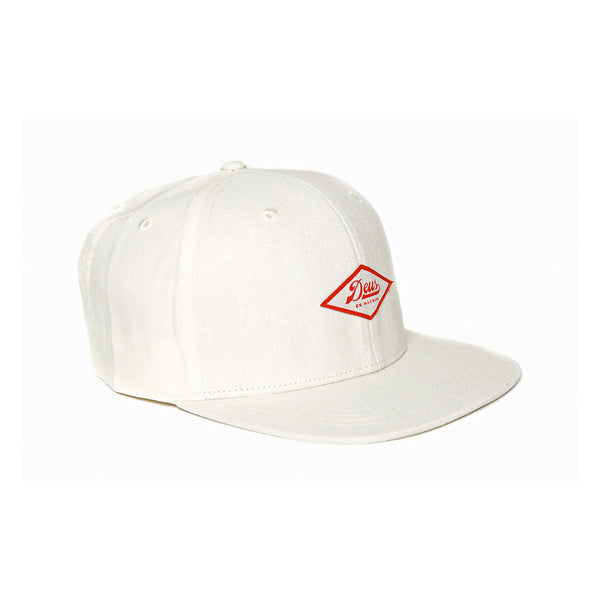 Hemp Baseball Cap - Off White