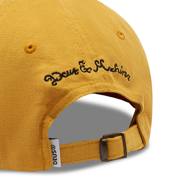 Rolan Cap - Yellow