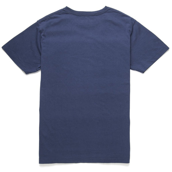 Deus Custom Tee - Navy