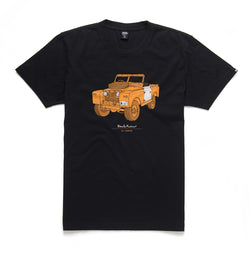 The Landie Tee - Black