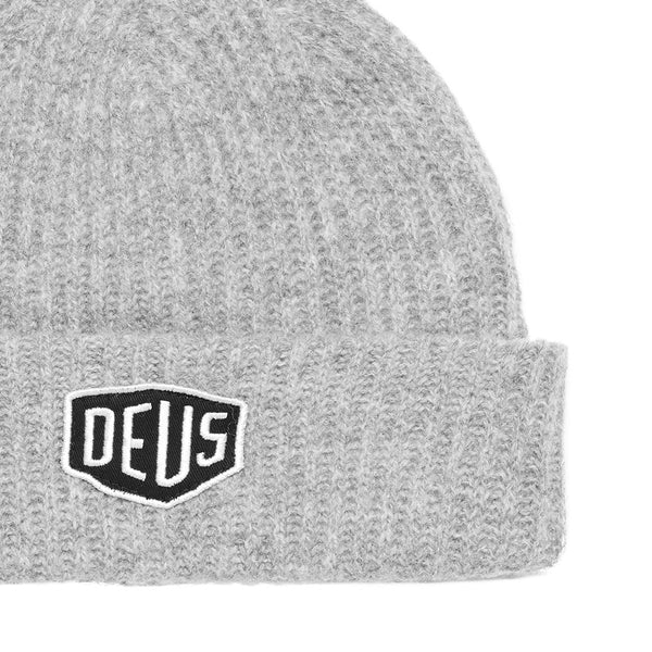 Shield Beanie - Charcoal