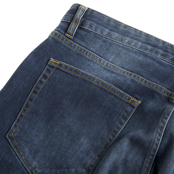 Alma Tapered - Worn Indigo
