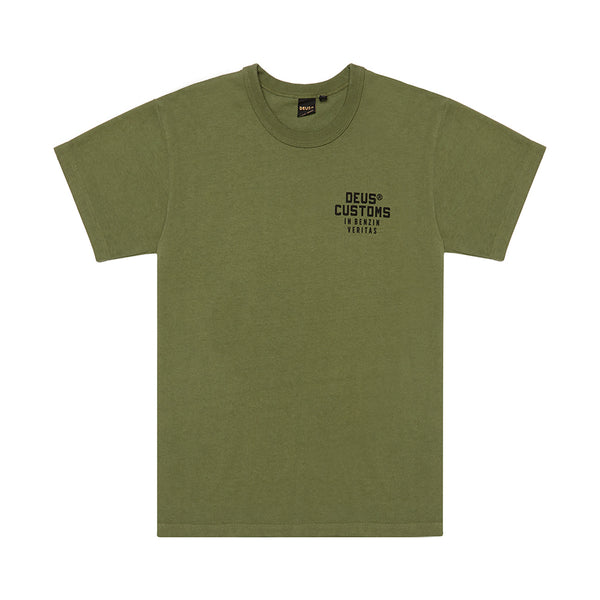 Bronson Tee - Forest Green