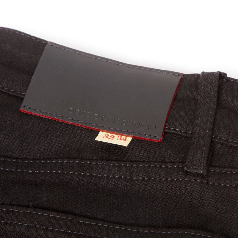 Lander Slim - Raw Black