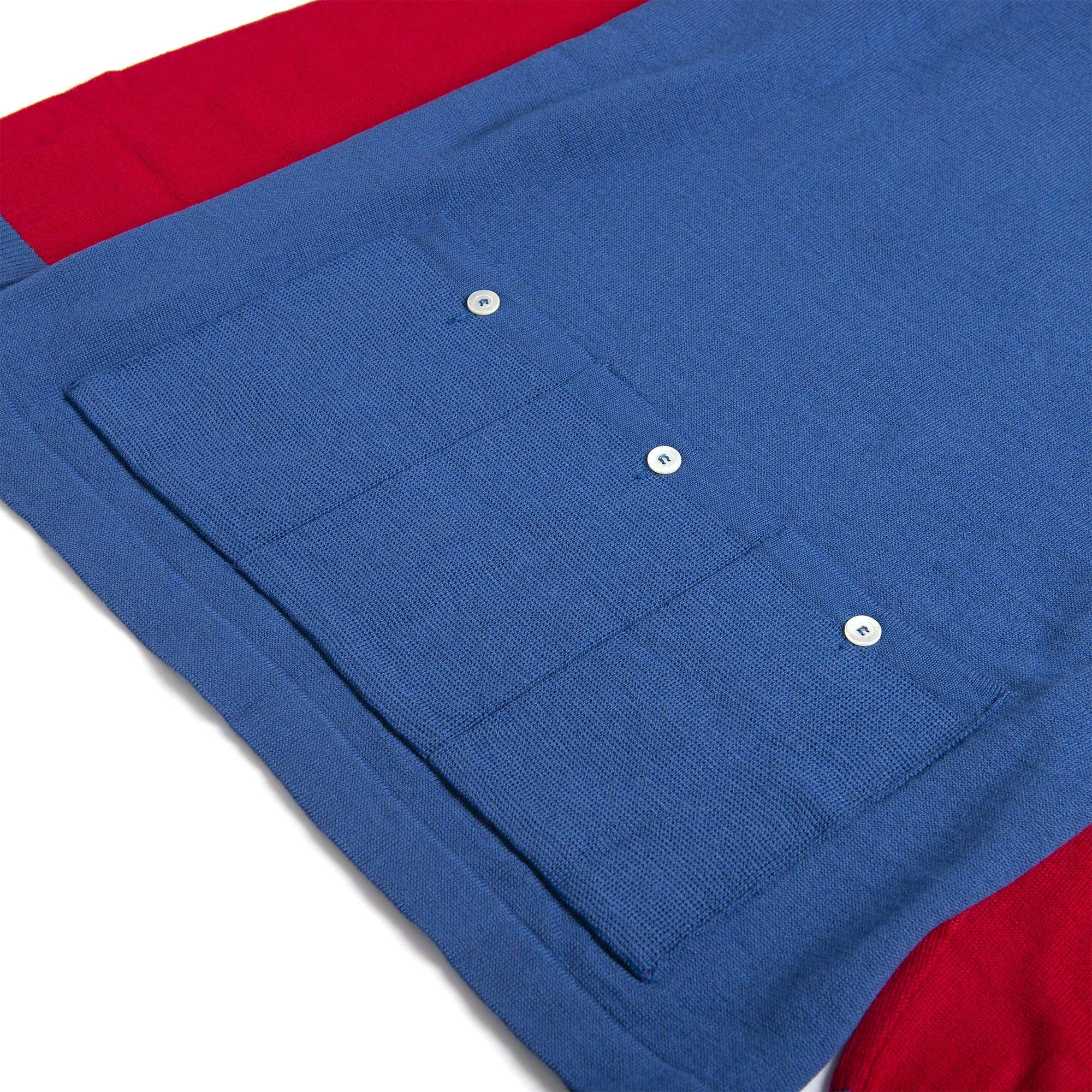 Early Bird Jersey - Blue-Red