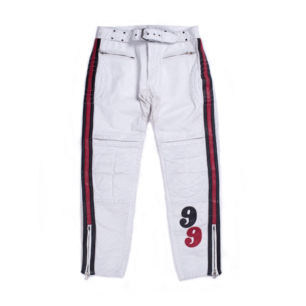 The Fleet Pant - White-Black