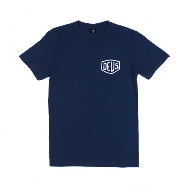 Biarritz Address Tee - Navy