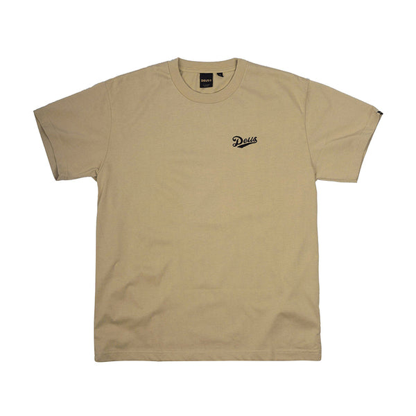 Flagged Tee - Safari