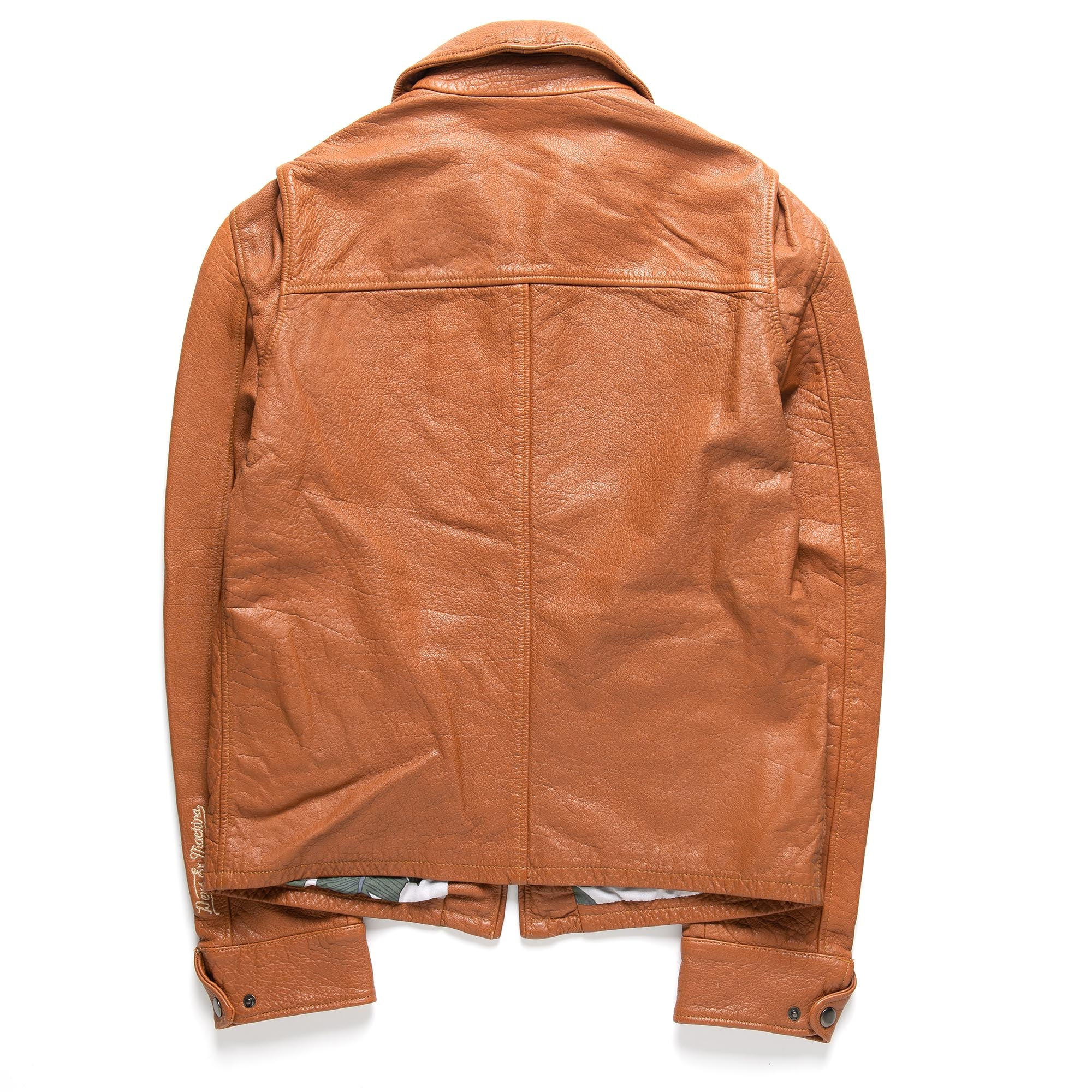 The Patrol Jacket - Caramel