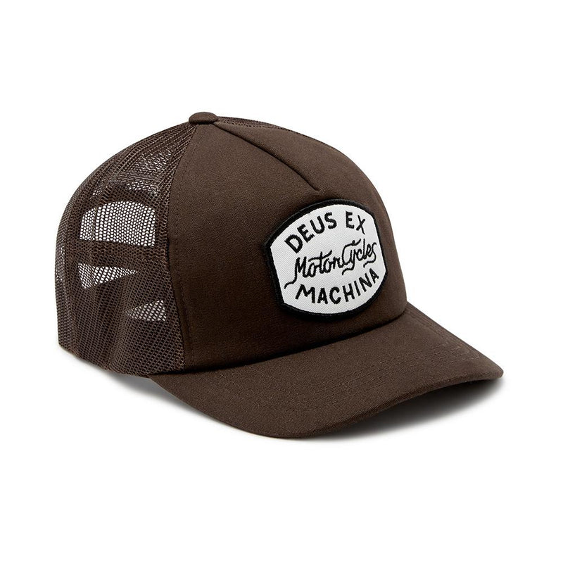 Vrod Trucker - Brown