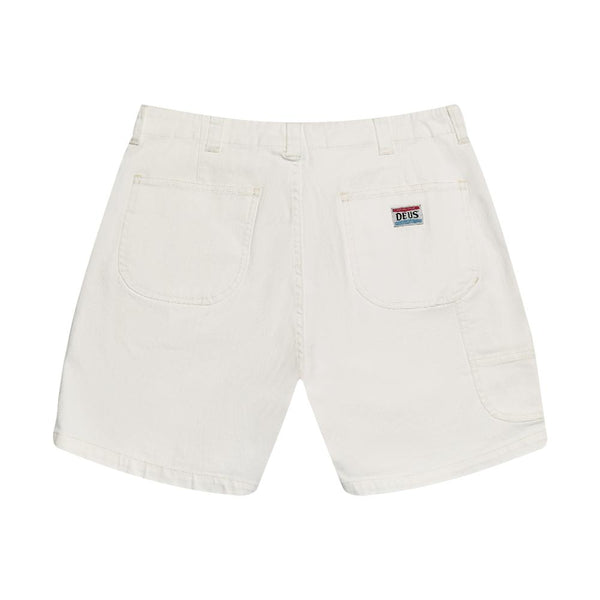 Jack Indigo Short - Bleach White