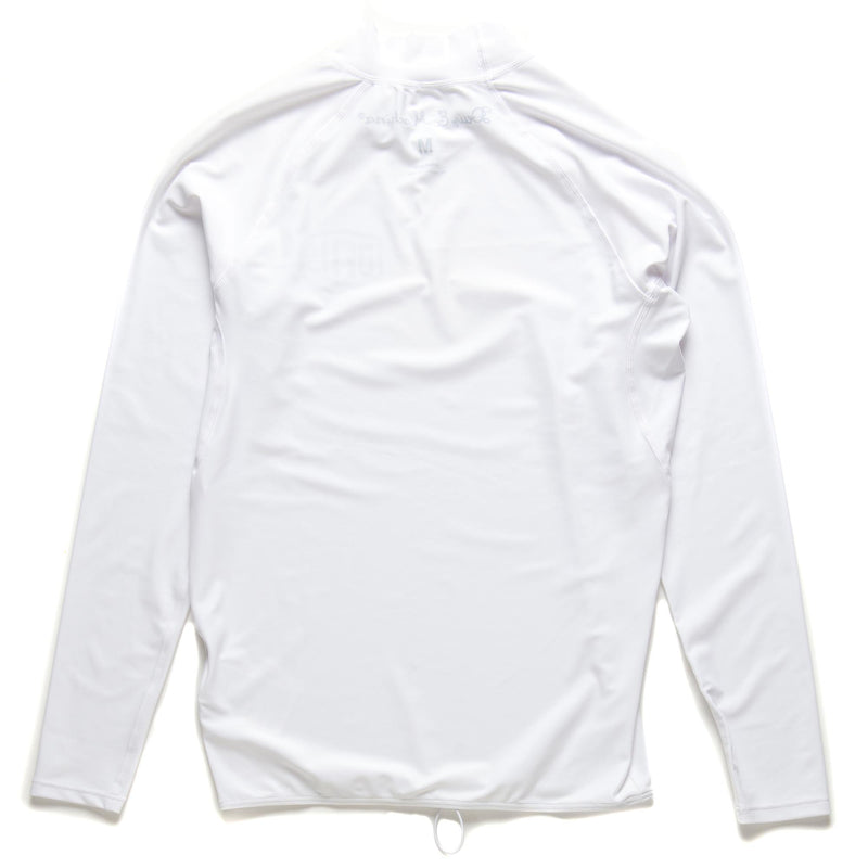 Baylands Shield Rash - White