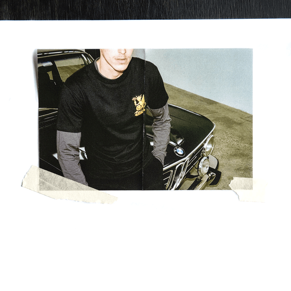 Devil Camperdown Tee - Black