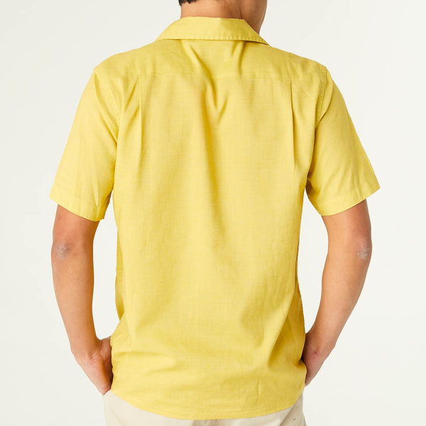 Manila Shirt - Super Lemon