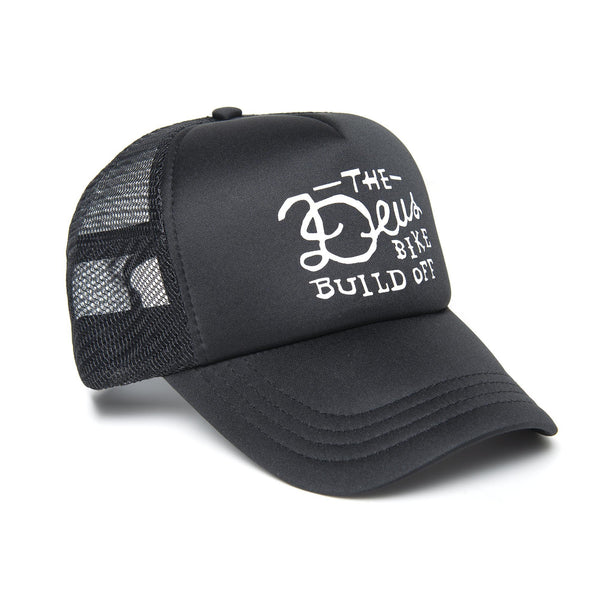 Bike Build Off Cap - Black