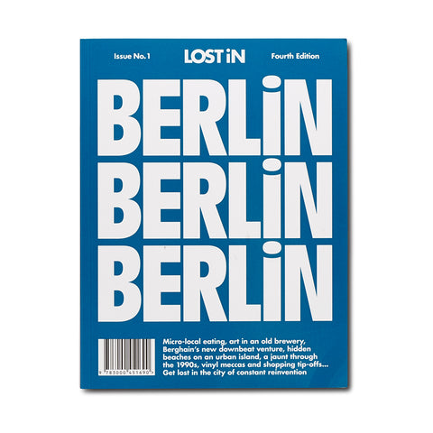 Lost In - Berlin Book f8a221c989be