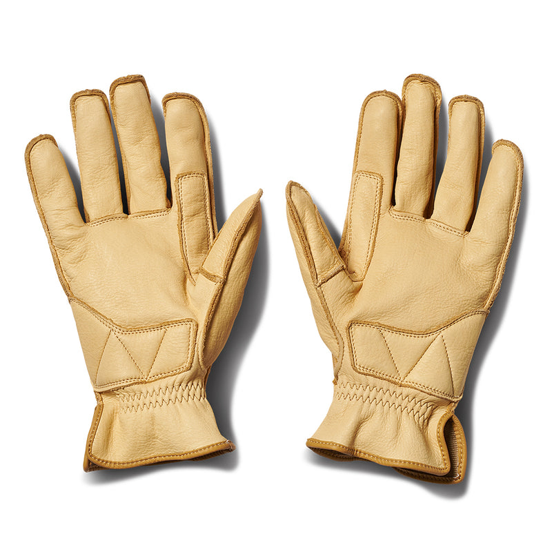 Darby Wipe Gloves - Tan