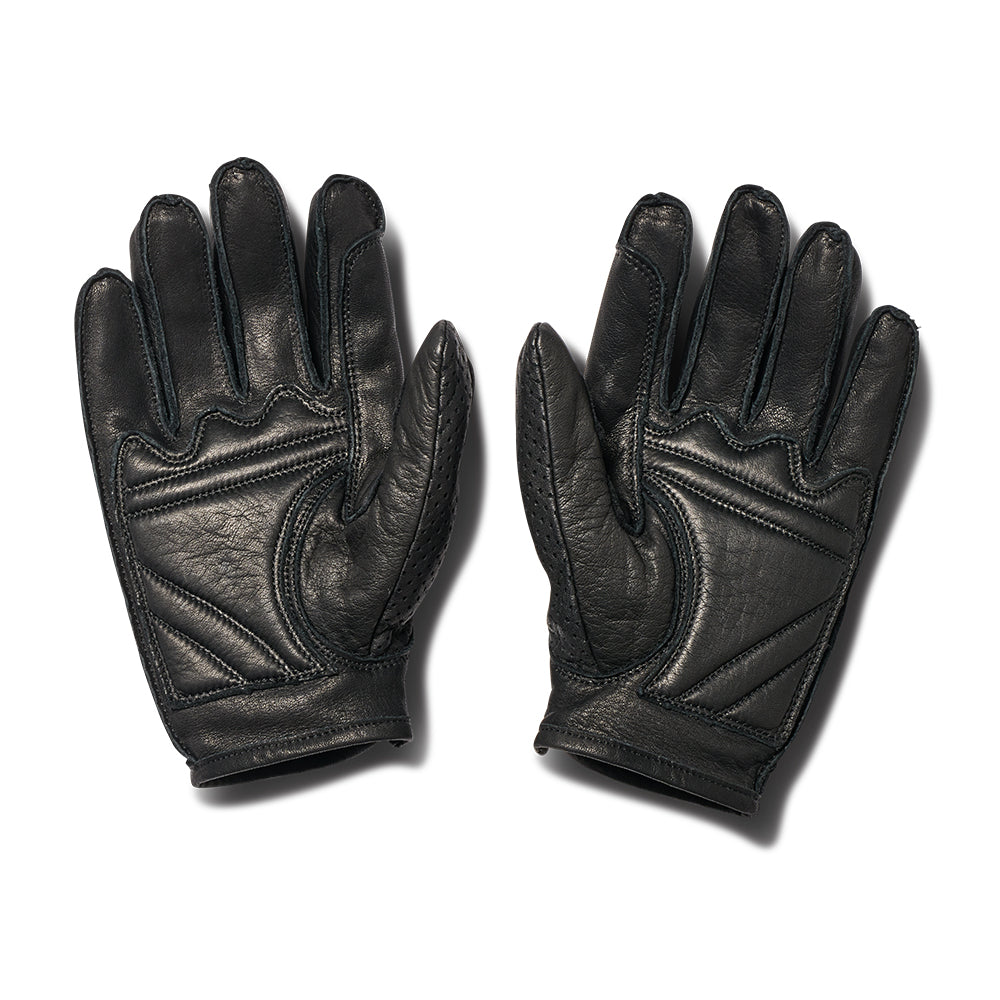 Mesh Gloves - Black