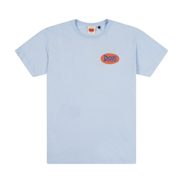 Bay Goofy Tee - Sky Blue